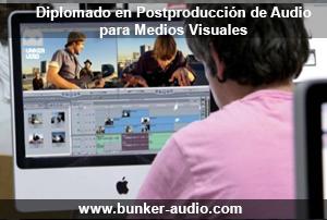 Diplomado en Postproducción de Audio
