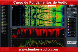 Curso Sabatino de Fundamentos de Audio (4 clases sabatinas de 10 a 14 hrs.)