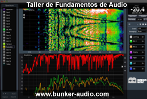 Curso de Fundamentos de Audio