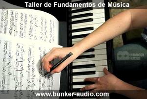 Curso de fundamentos musicales