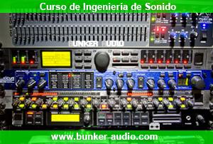 Diplomado en Ingenieria de Sonido (16 clases sabatinas de 10 a 16 hrs.)