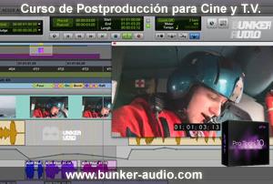 Curso Ing. de Postproducción Stereo