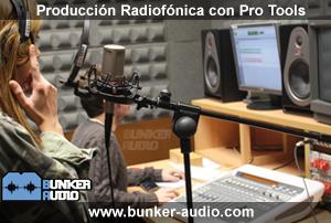 Curso Audio Radio Pro Tools