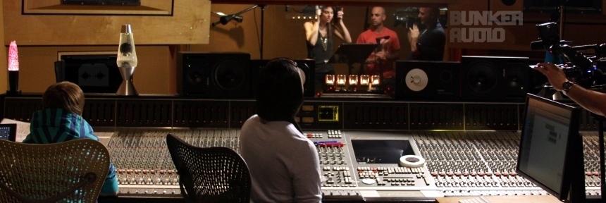 Bunker Audio | Su escuela de Sonido | Img 1