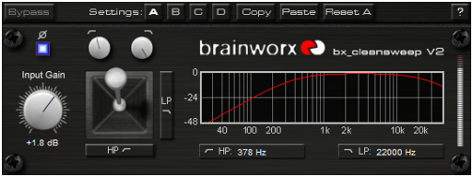 BX_CLEANSWEEP V2 de Brainworx